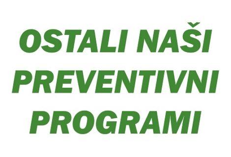 Preventivni programi