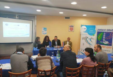 ECOMAP- tiskovna konferencija