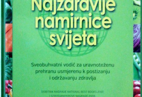 """Tiskovna konferencija u Zdravom gradu 12.02., predstavljanje knjige """" Najzdravije namirnice svijeta """""""