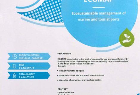 Kick – off, prvi sastanak partnera projekta ECOMAP