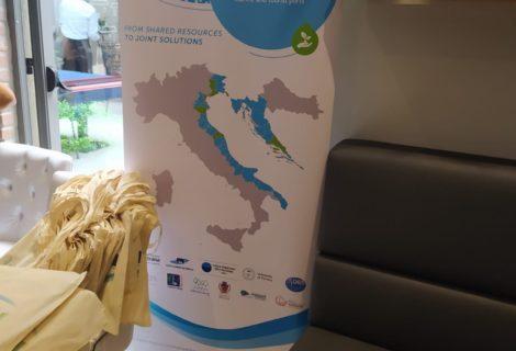 """Predstavljanje projekta Ecomap na konferenciji na temu """"Voda i klimatske promjene"""""""