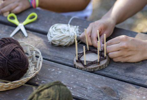 Radionica izrada košara- približimo tradiciju djeci i mladima